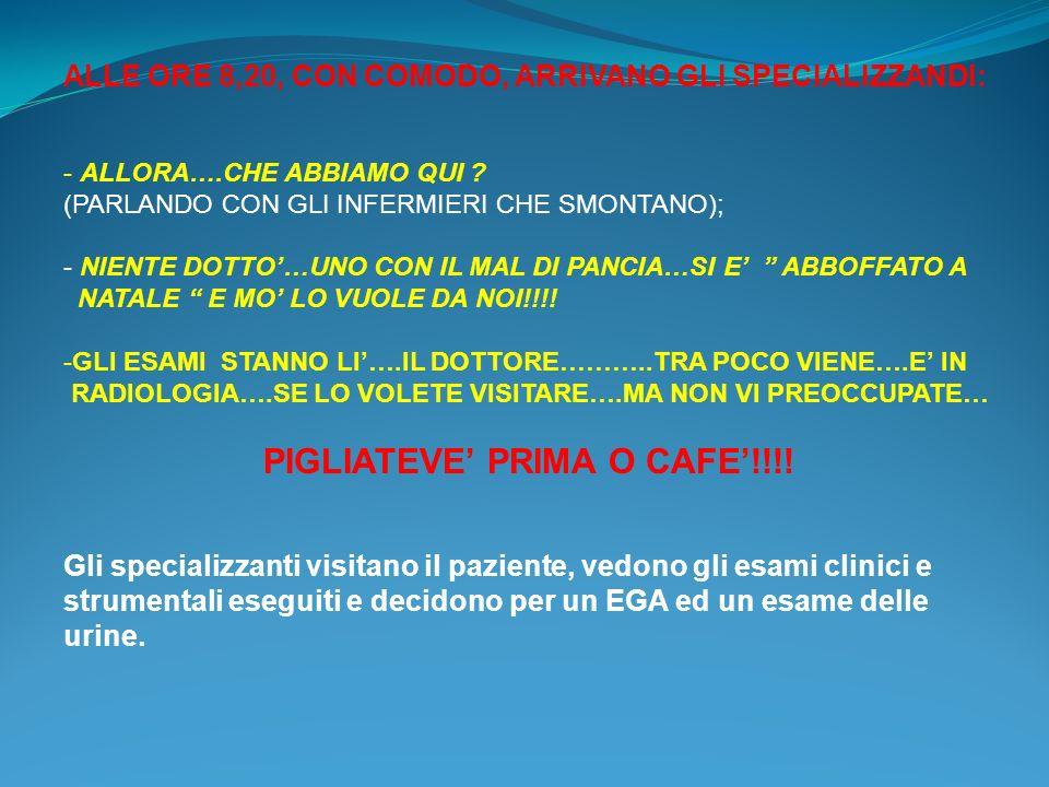 PIGLIATEVE' PRIMA O CAFE'!!!!