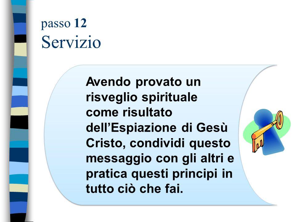 passo 12 Servizio