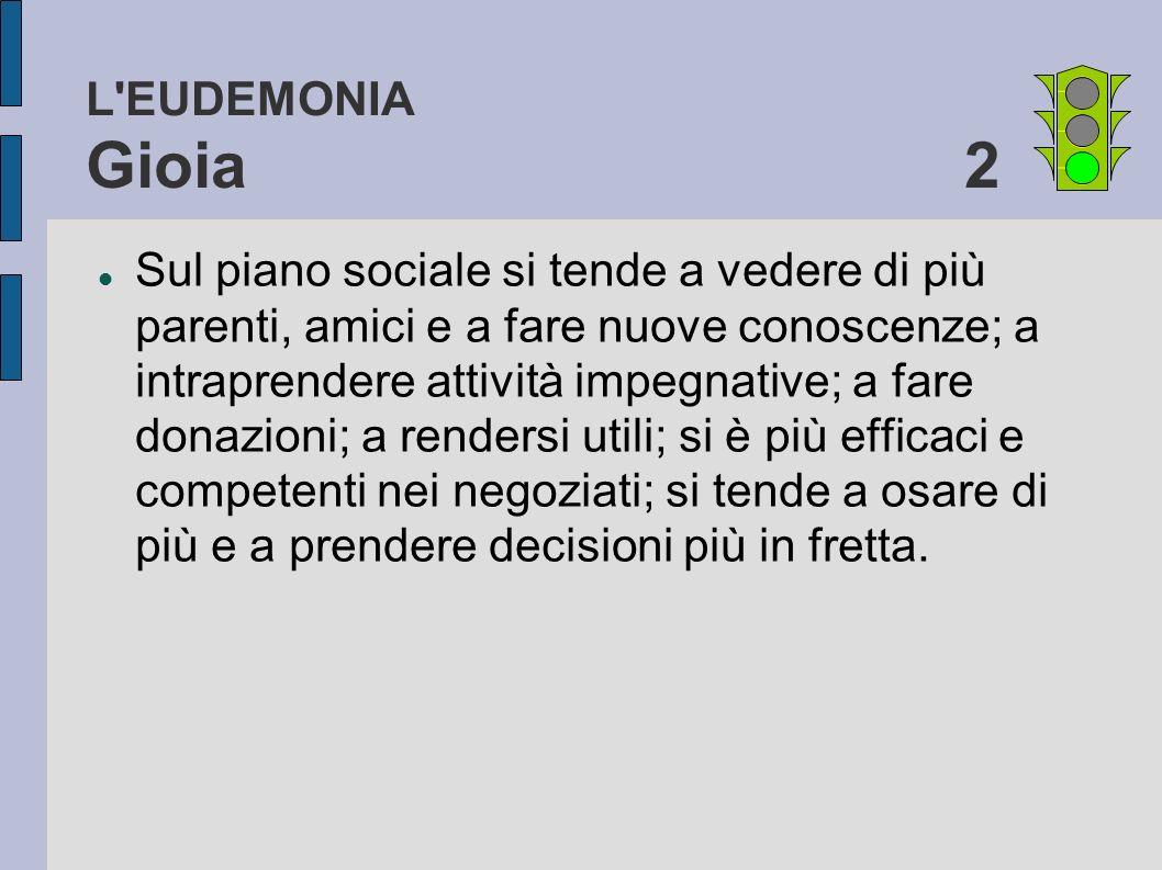 L EUDEMONIA Gioia 2