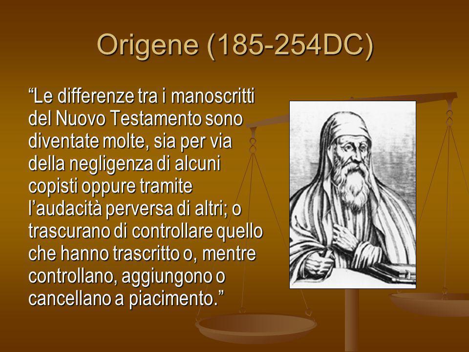 Origene (185-254DC)