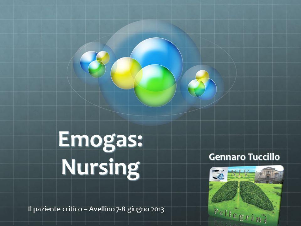 Emogas: Nursing Gennaro Tuccillo