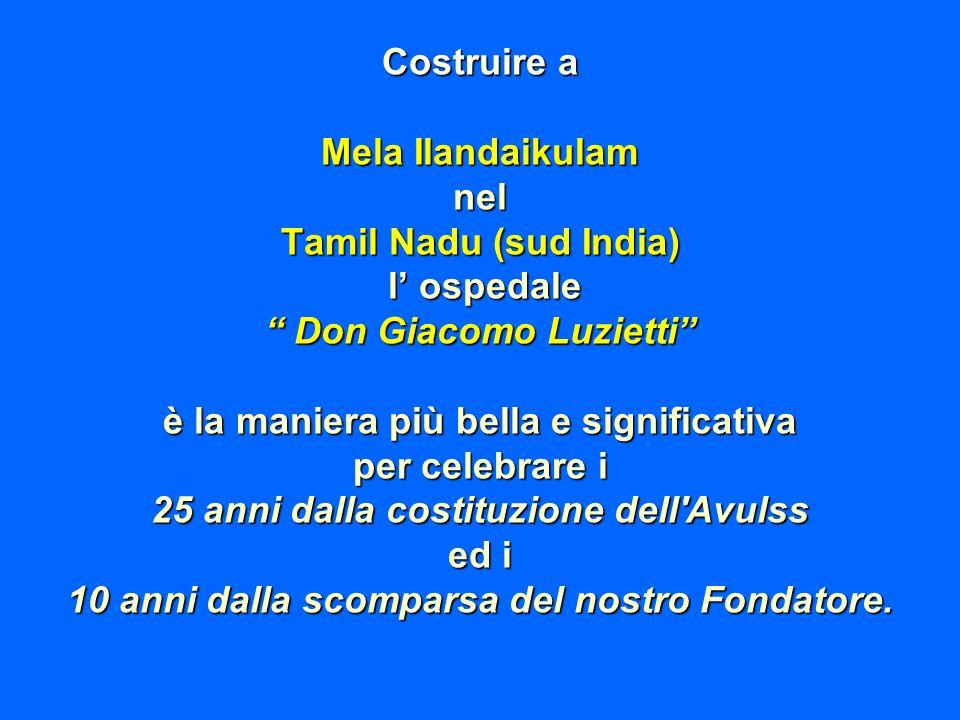 Don Giacomo Luzietti è la maniera più bella e significativa