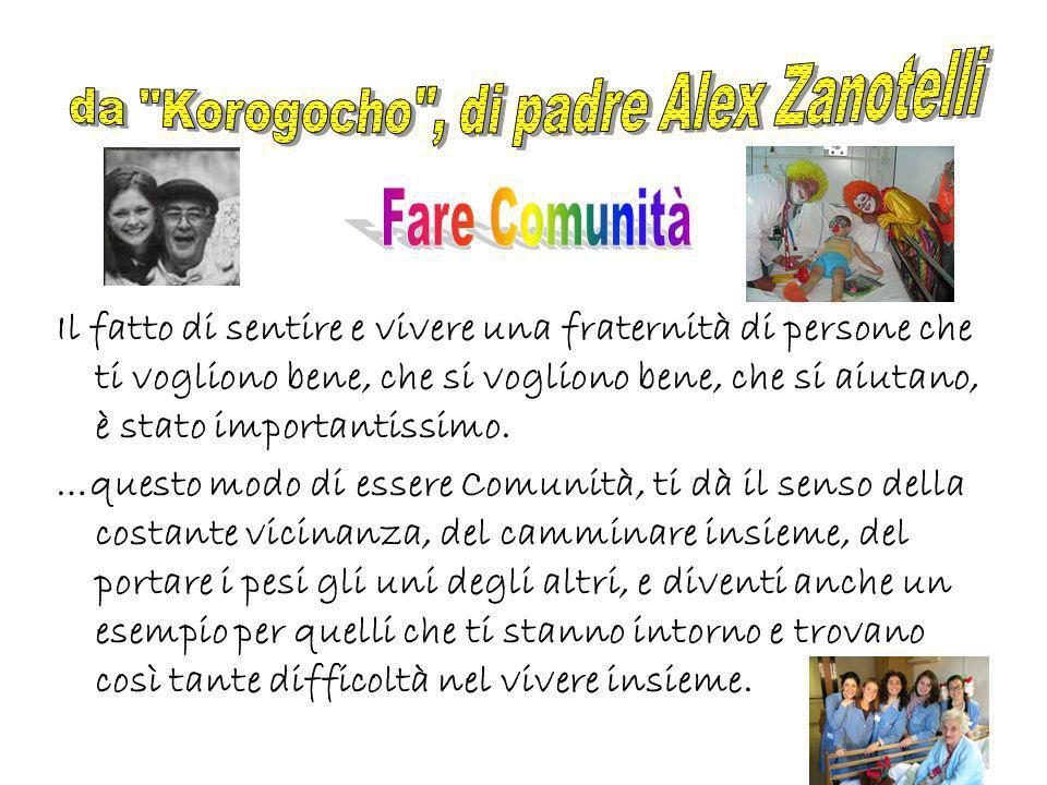 da Korogocho , di padre Alex Zanotelli