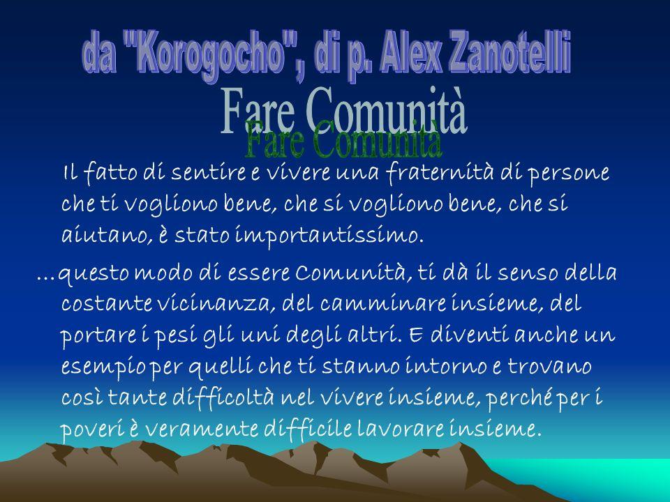 da Korogocho , di p. Alex Zanotelli