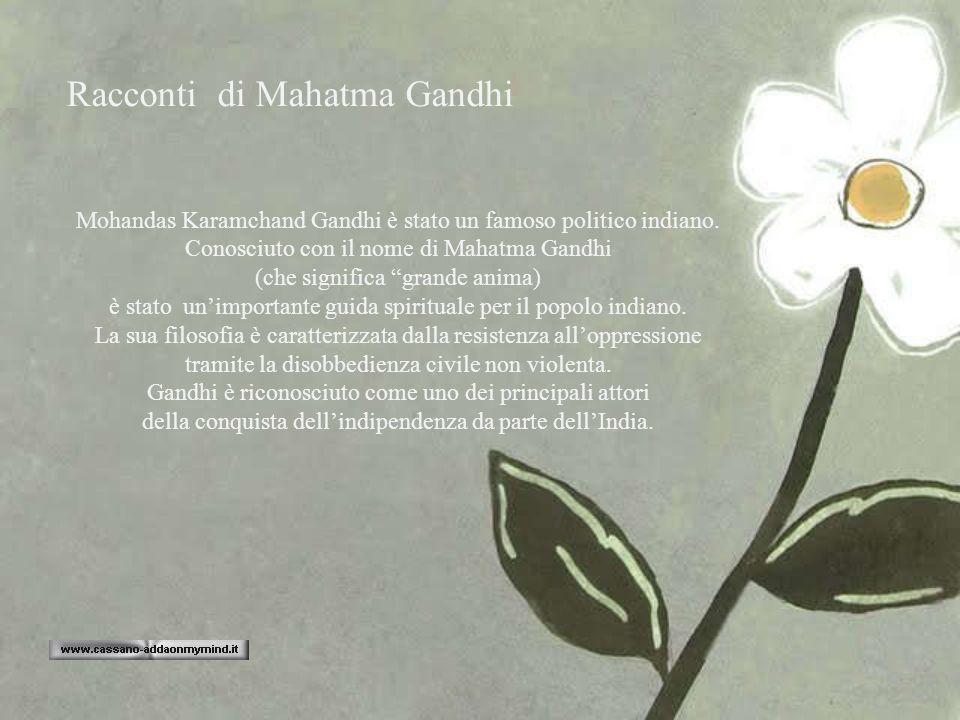 Racconti di Mahatma Gandhi