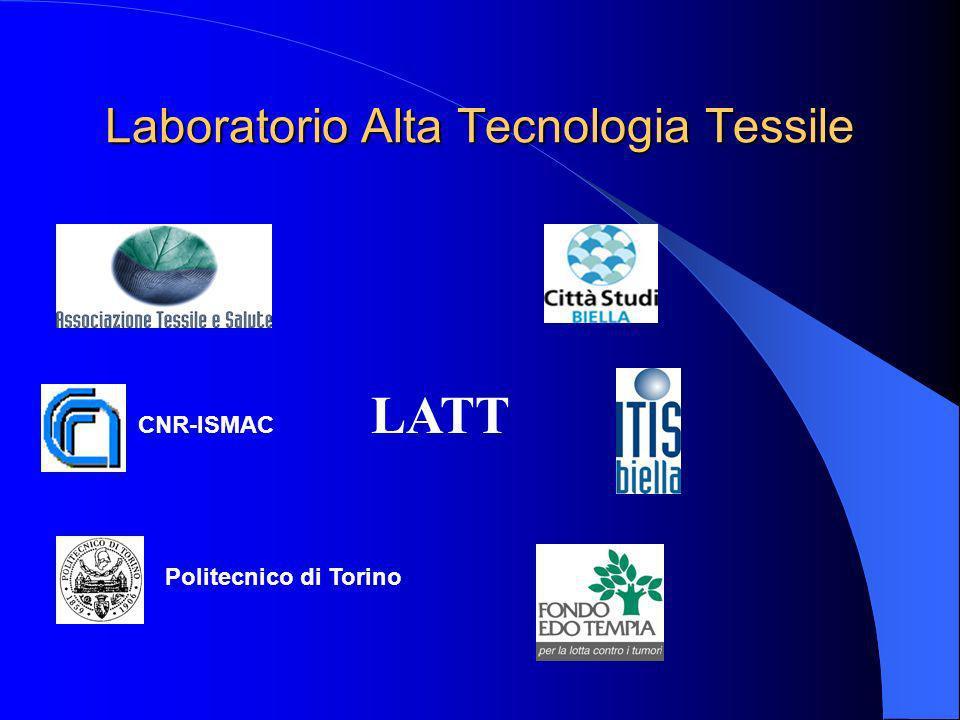 Laboratorio Alta Tecnologia Tessile