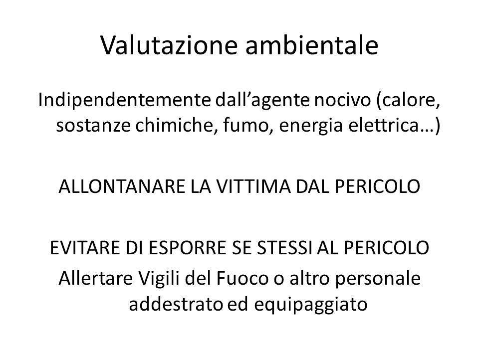 Valutazione ambientale