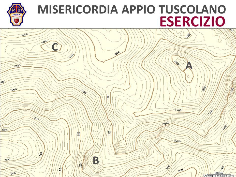 ESERCIZIO MISERICORDIA APPIO TUSCOLANO C A B