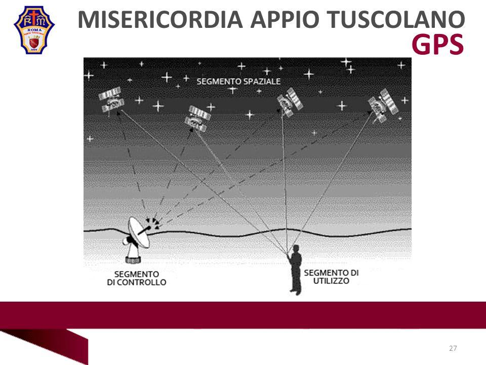 GPS MISERICORDIA APPIO TUSCOLANO CORSO DI PROTEZIONE CIVILE
