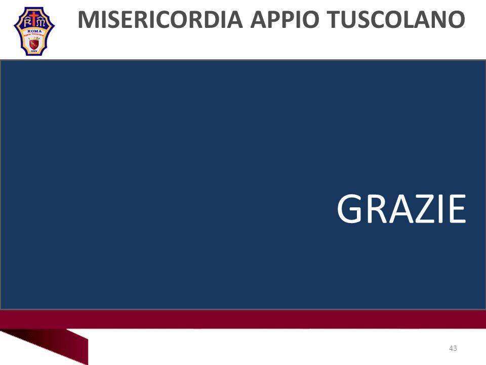 MISERICORDIA APPIO TUSCOLANO