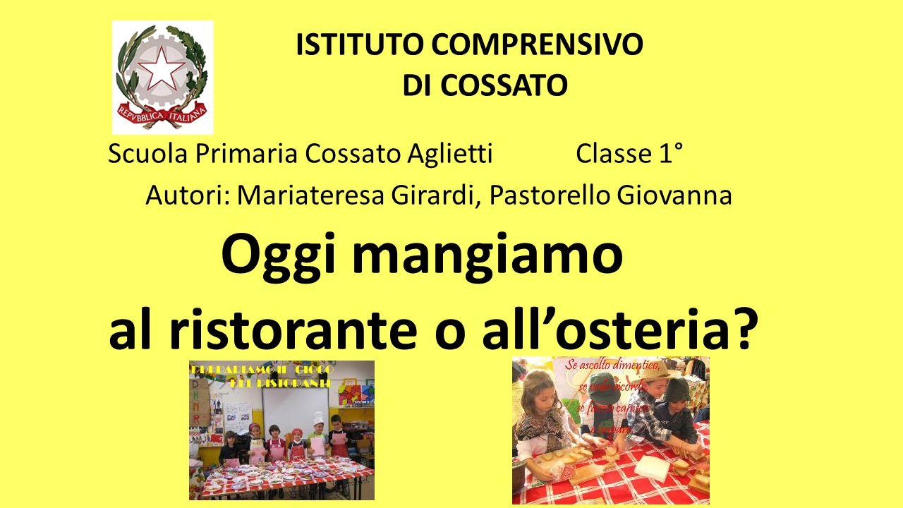 Autori: Mariateresa Girardi, Pastorello Giovanna