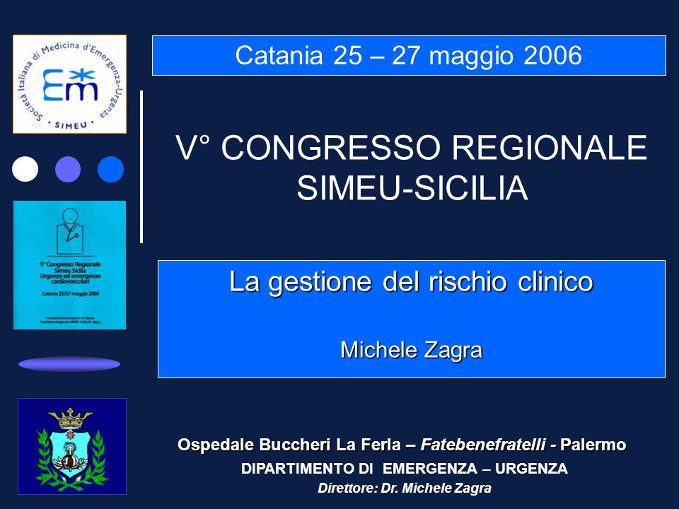 V° CONGRESSO REGIONALE SIMEU-SICILIA
