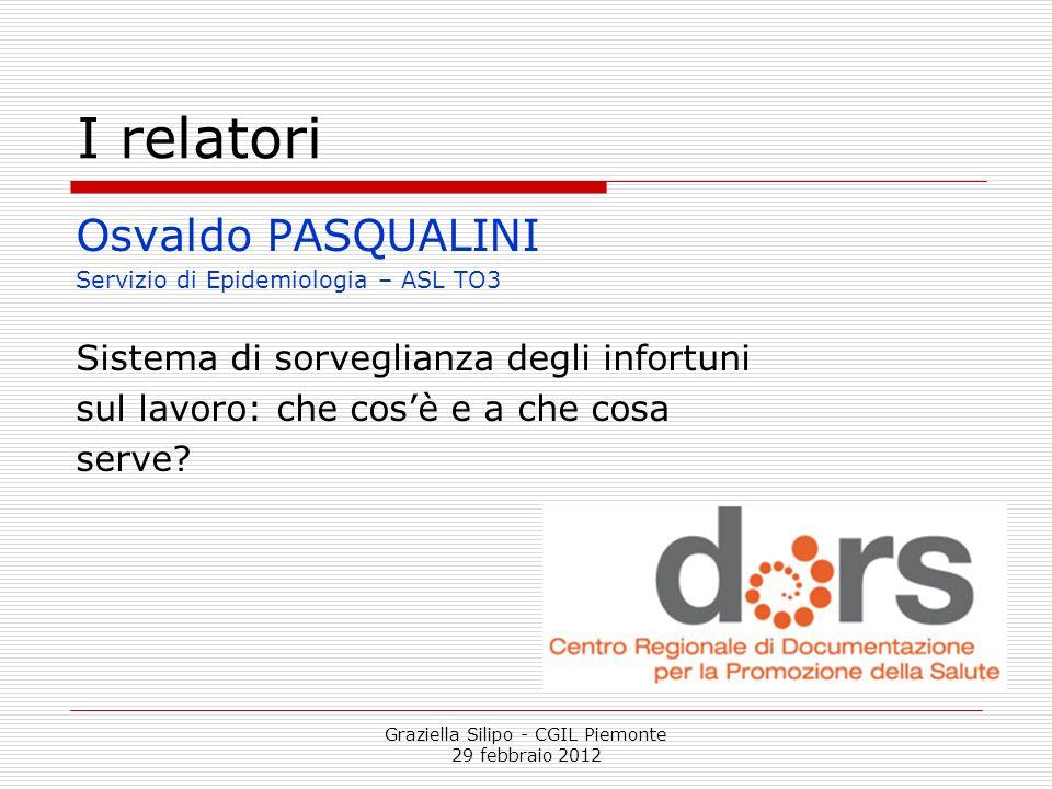Graziella Silipo - CGIL Piemonte 29 febbraio 2012