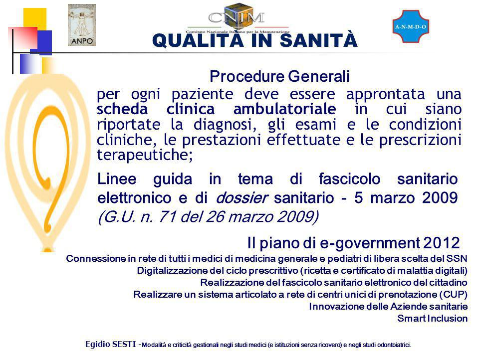 Il piano di e-government 2012