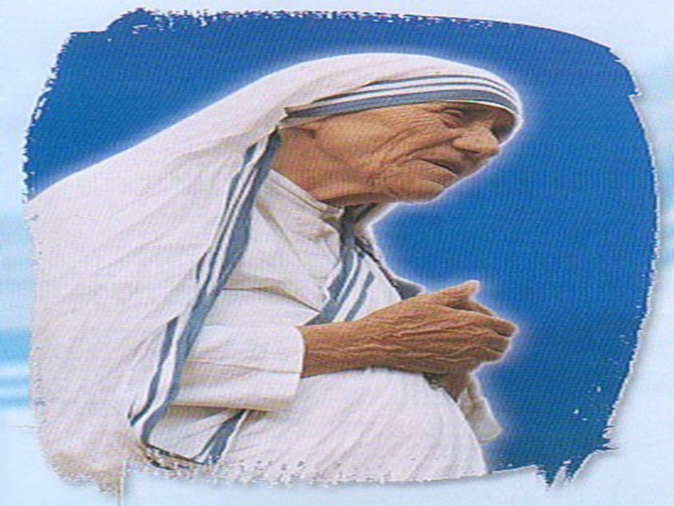 ( Beata Madre Teresa di Calcutta)