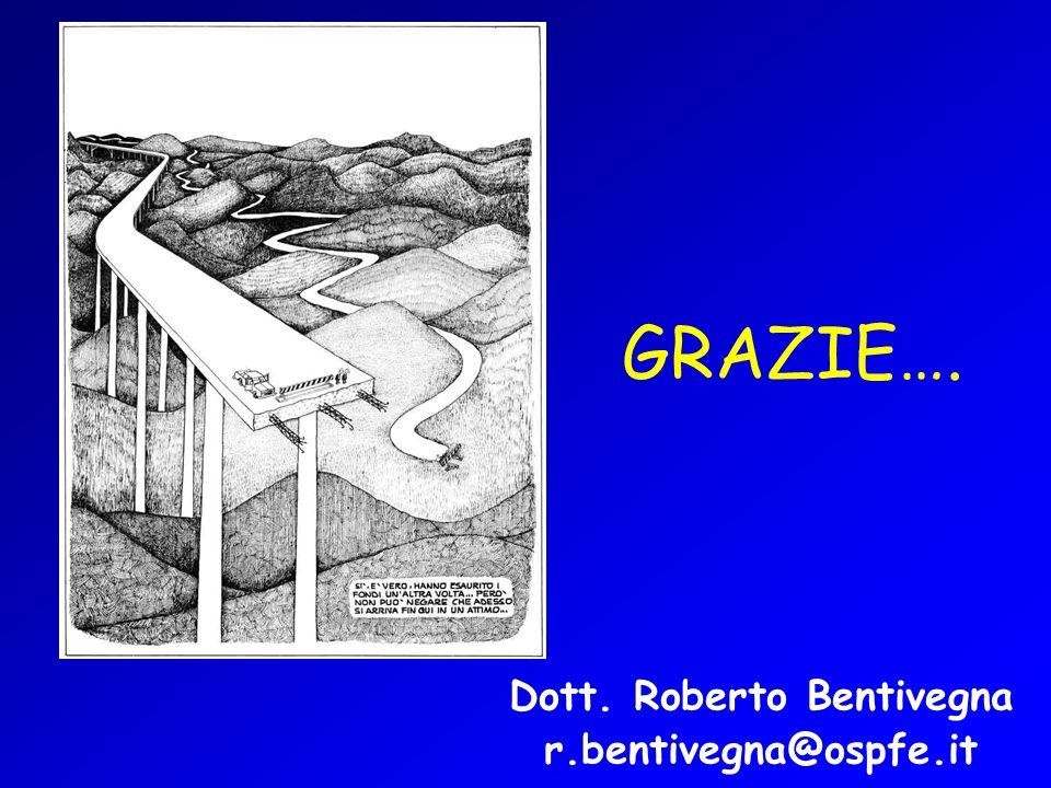 Dott. Roberto Bentivegna r.bentivegna@ospfe.it