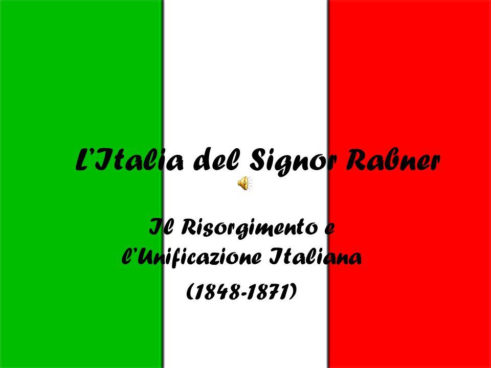 L'Italia del Signor Rabner