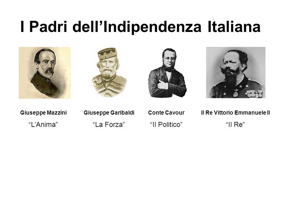I Padri dell'Indipendenza Italiana