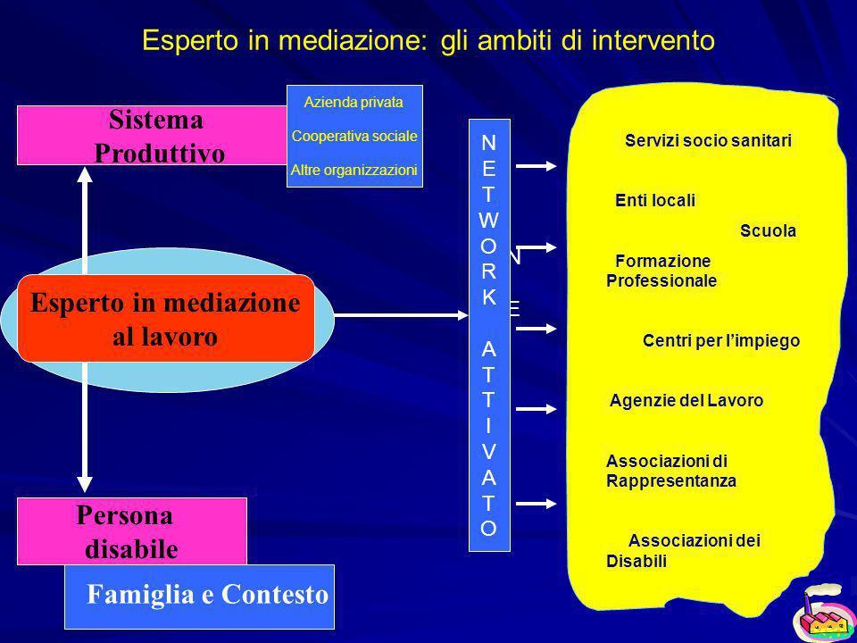 Esperto in mediazione: gli ambiti di intervento