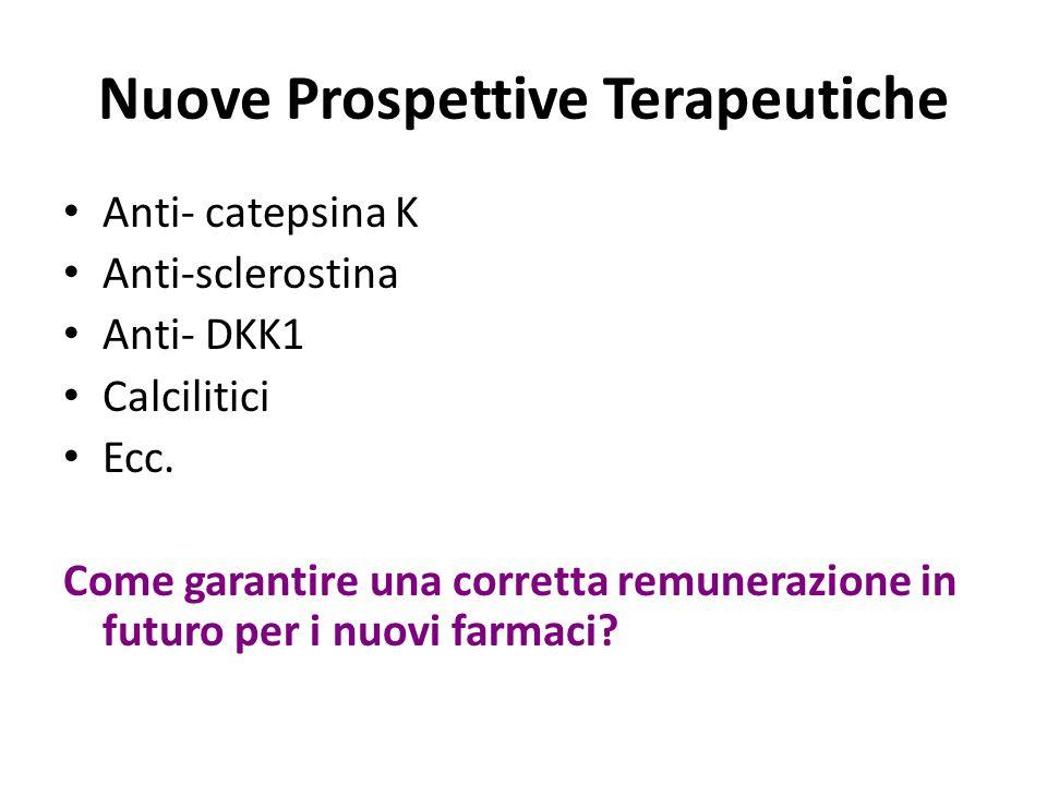 Nuove Prospettive Terapeutiche