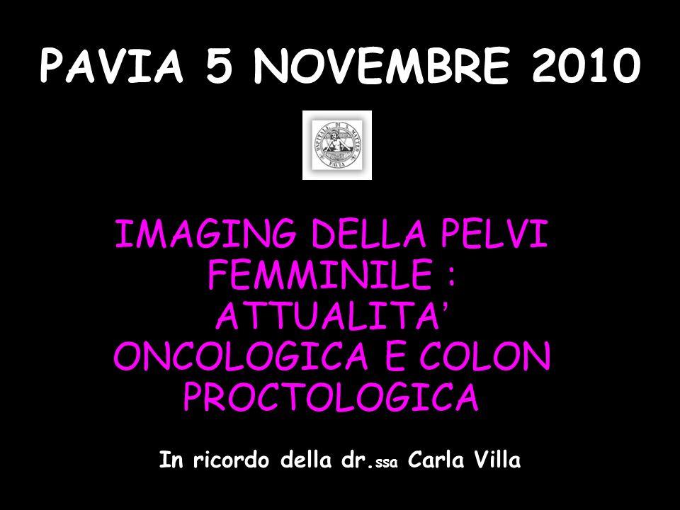 In ricordo della dr.ssa Carla Villa