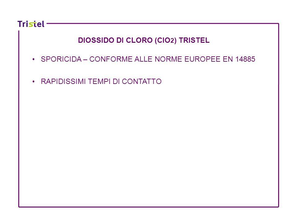 DIOSSIDO DI CLORO (ClO2) TRISTEL