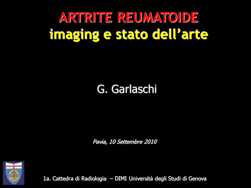 imaging e stato dell'arte
