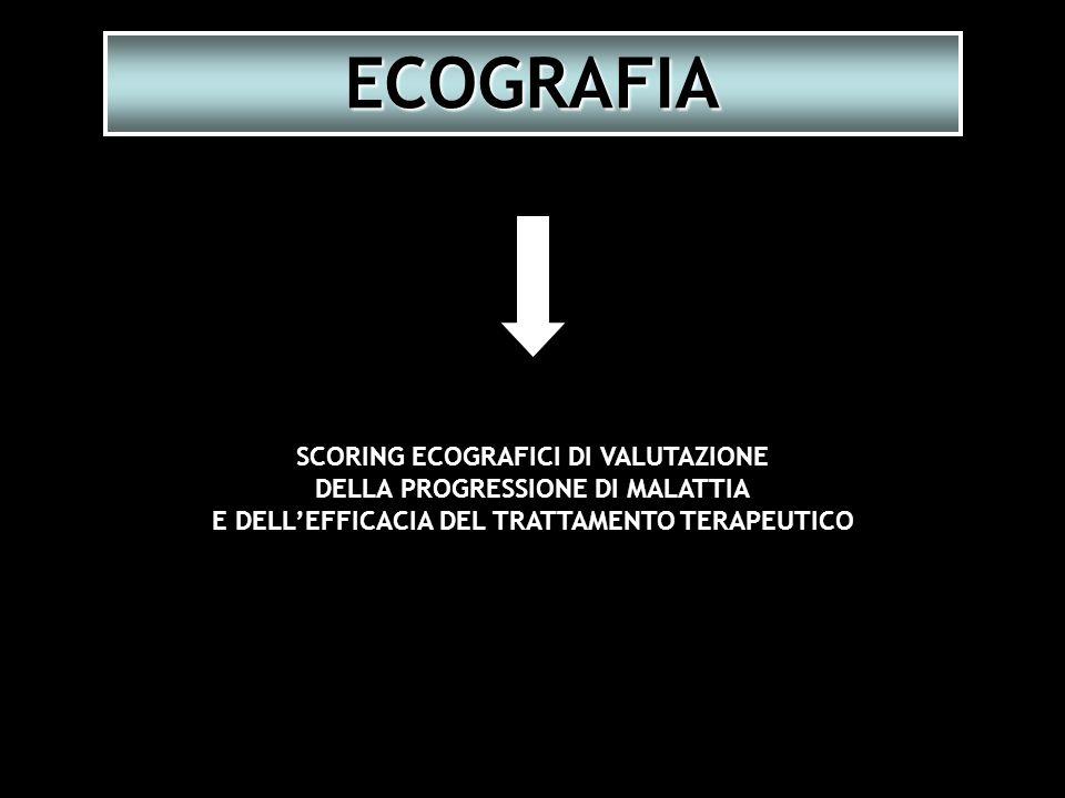 ECOGRAFIA SCORING ECOGRAFICI DI VALUTAZIONE