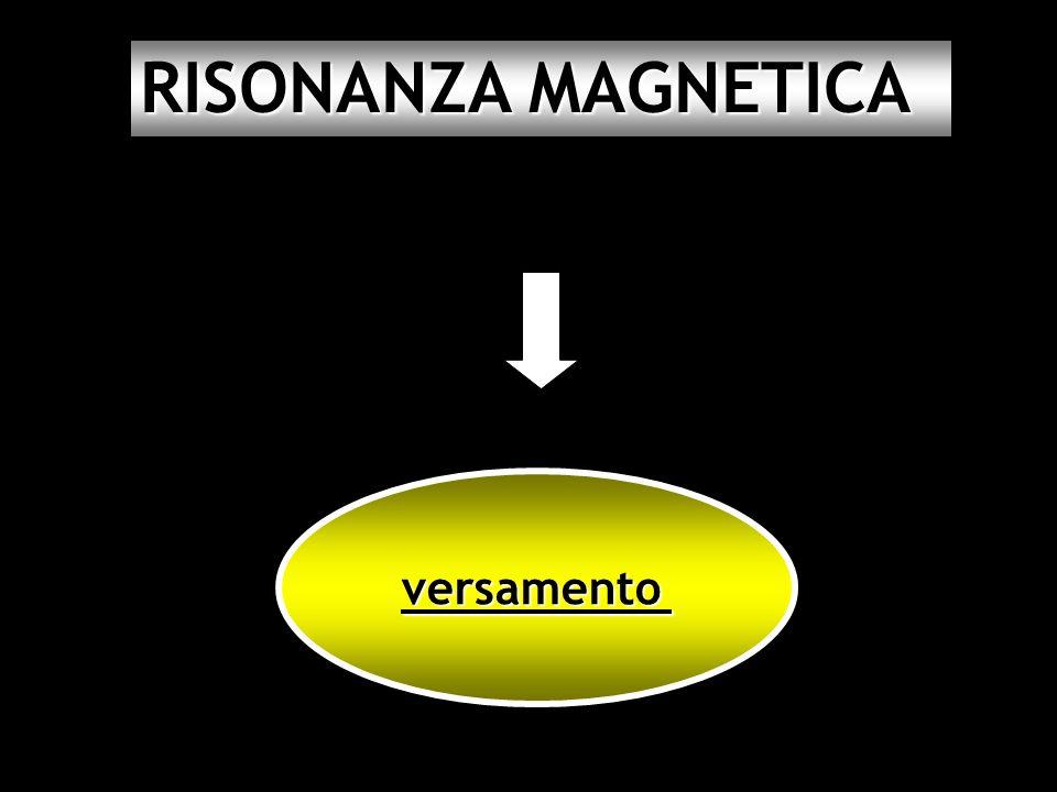 RISONANZA MAGNETICA versamento 25