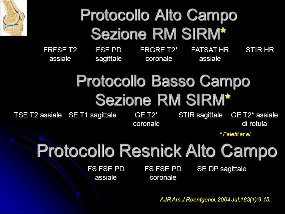 Protocollo Resnick Alto Campo