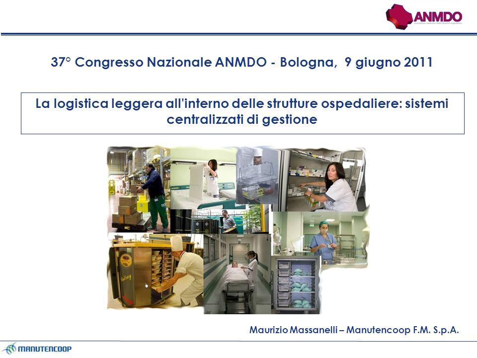 37° Congresso Nazionale ANMDO - Bologna, 9 giugno 2011