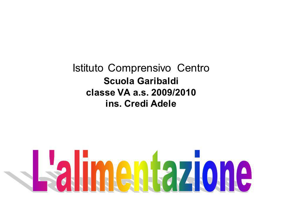 Istituto Comprensivo Centro Scuola Garibaldi classe VA a. s
