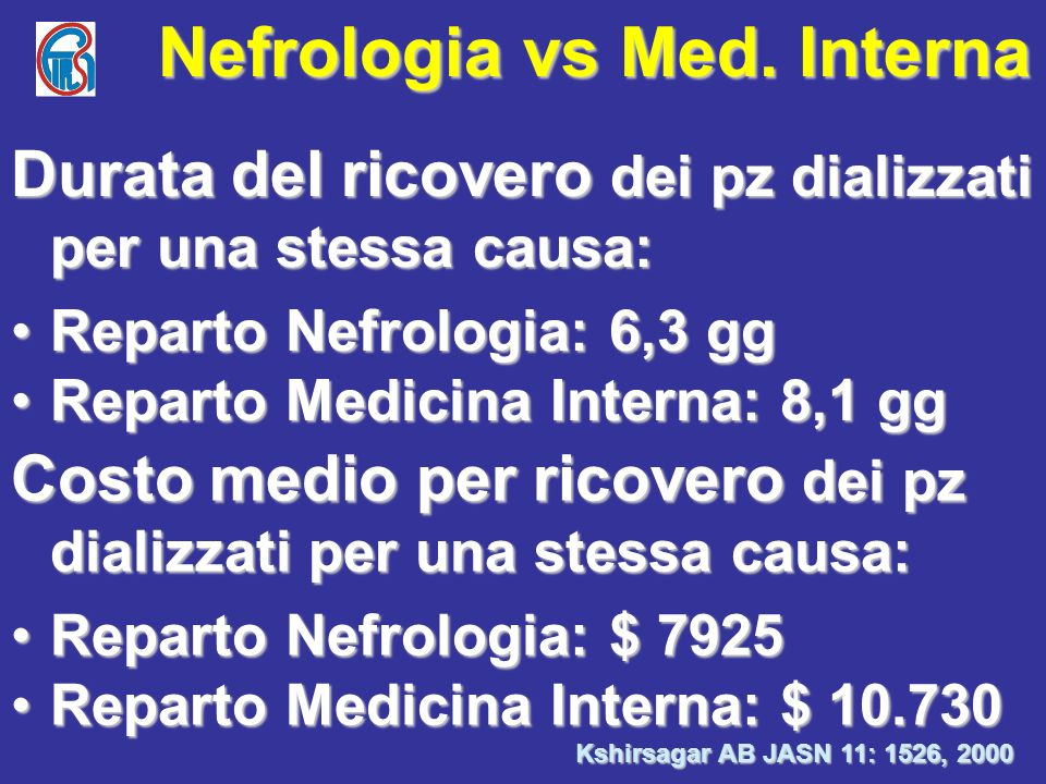 Nefrologia vs Med. Interna