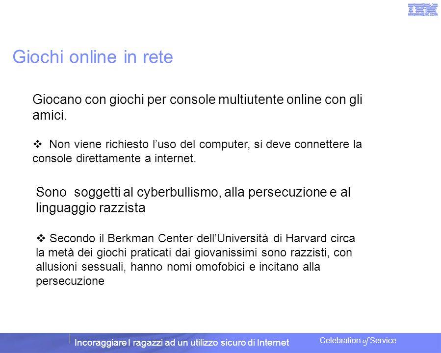 Giochi online in rete Giocano con giochi per console multiutente online con gli amici.