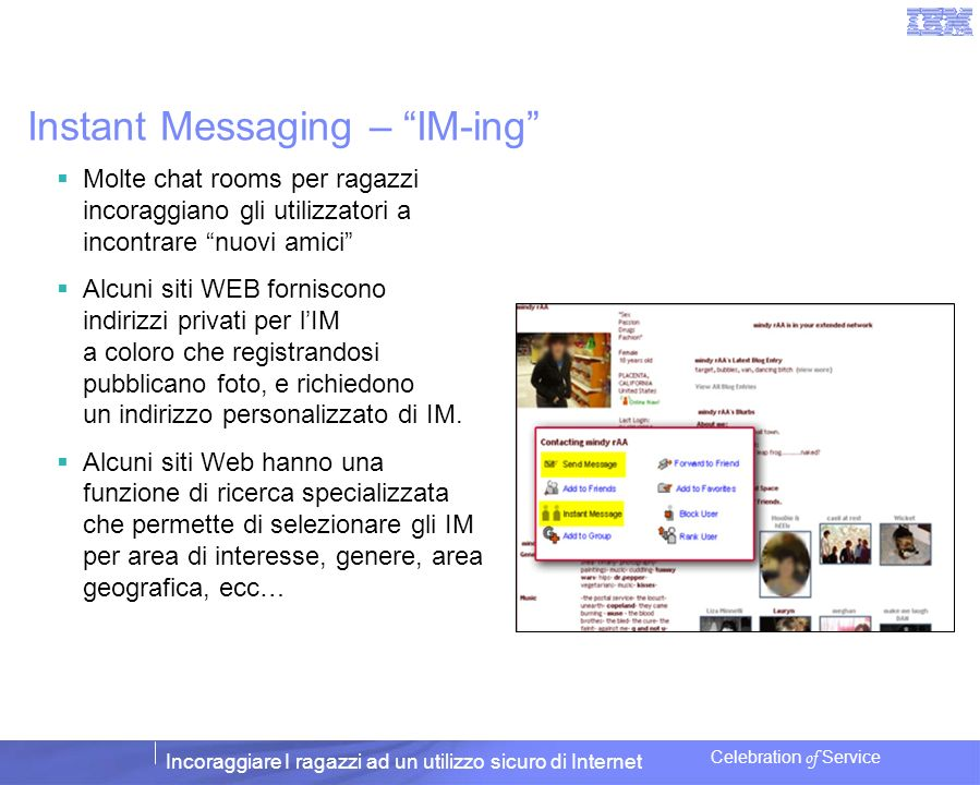 Instant Messaging – IM-ing