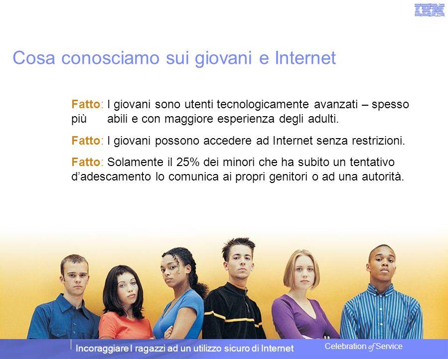 Cosa conosciamo sui giovani e Internet