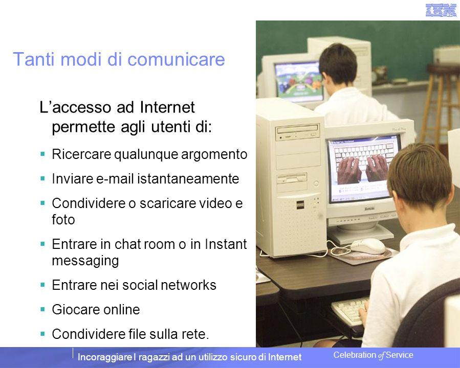 Tanti modi di comunicare