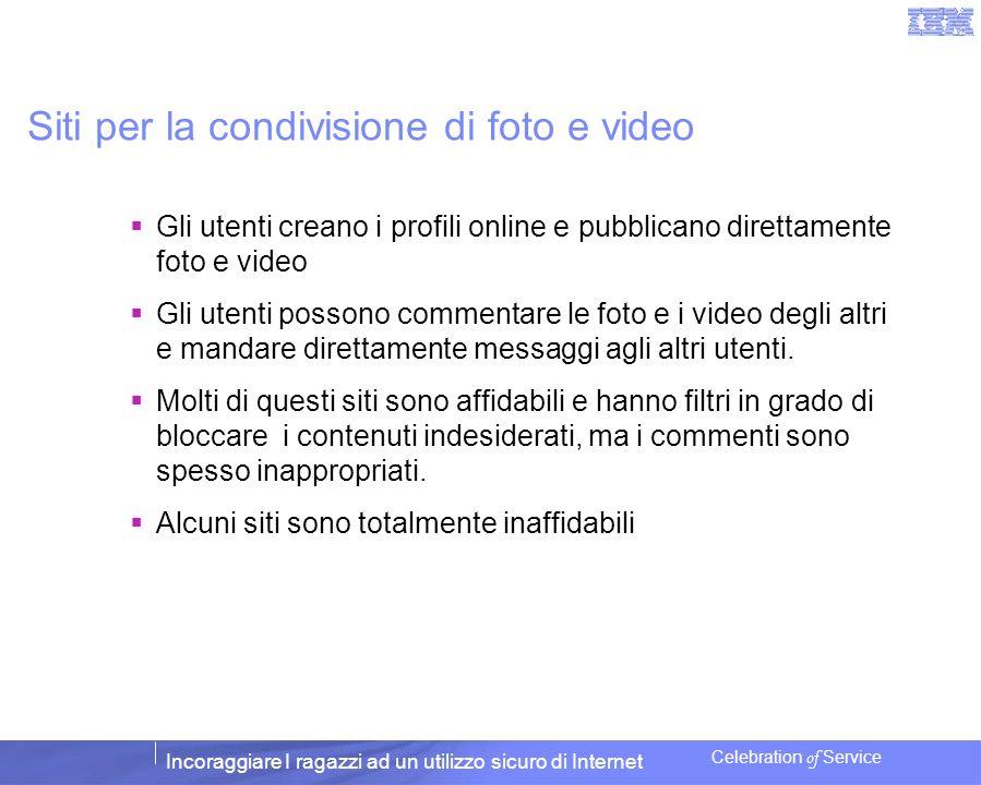 Siti per la condivisione di foto e video