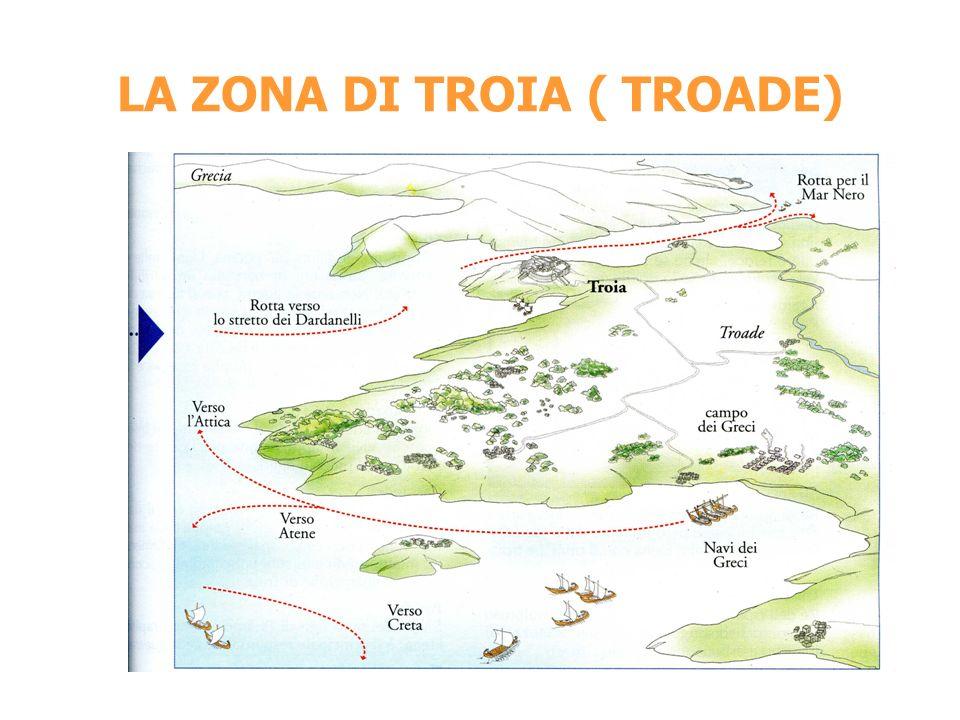 LA ZONA DI TROIA ( TROADE)