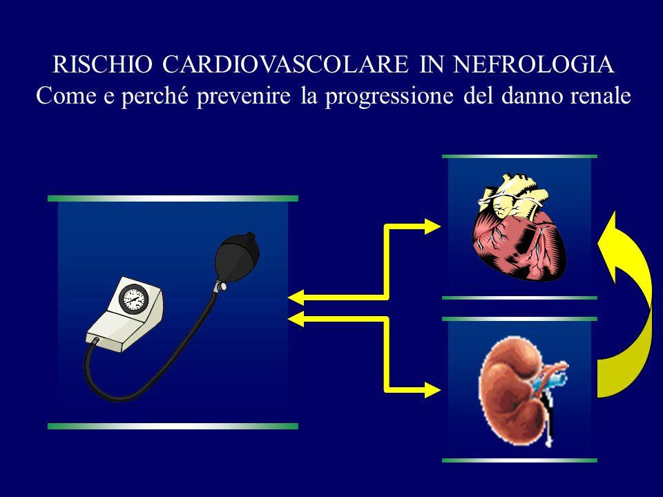 RISCHIO CARDIOVASCOLARE IN NEFROLOGIA