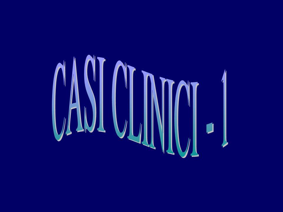 CASI CLINICI - 1