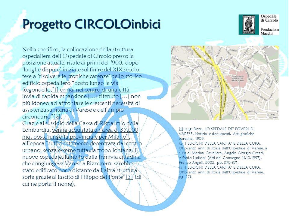 Progetto CIRCOLOinbici