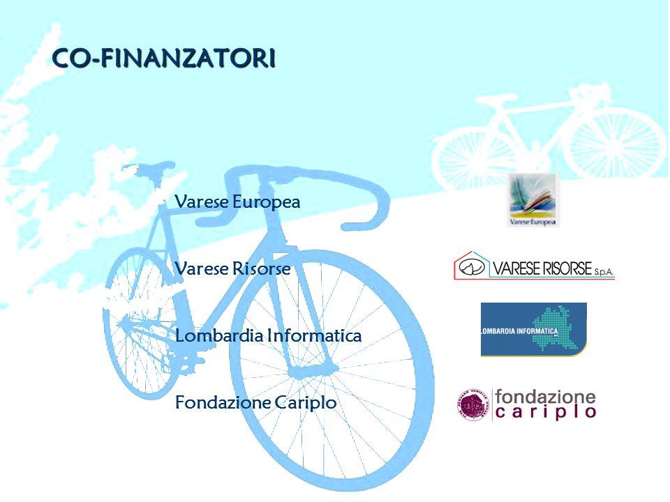 CO-FINANZATORI Varese Europea Varese Risorse Lombardia Informatica