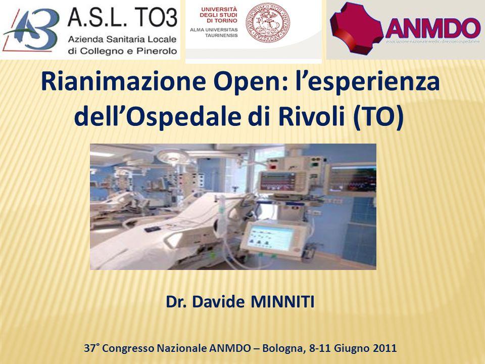 37° Congresso Nazionale ANMDO – Bologna, 8-11 Giugno 2011