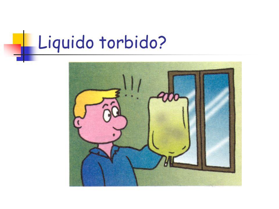 Liquido torbido