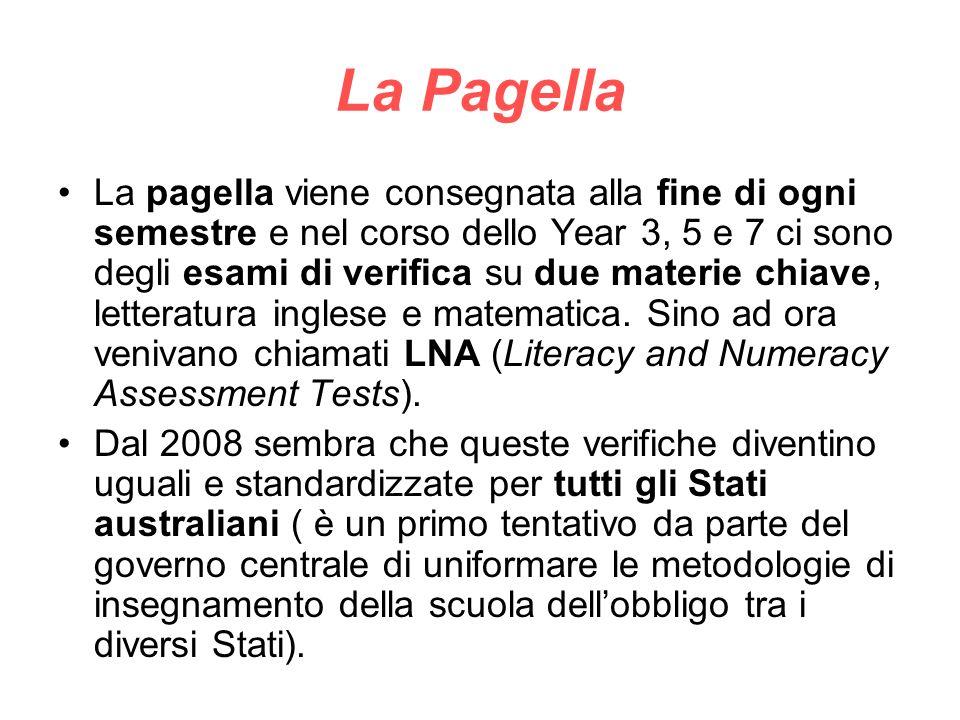 La Pagella