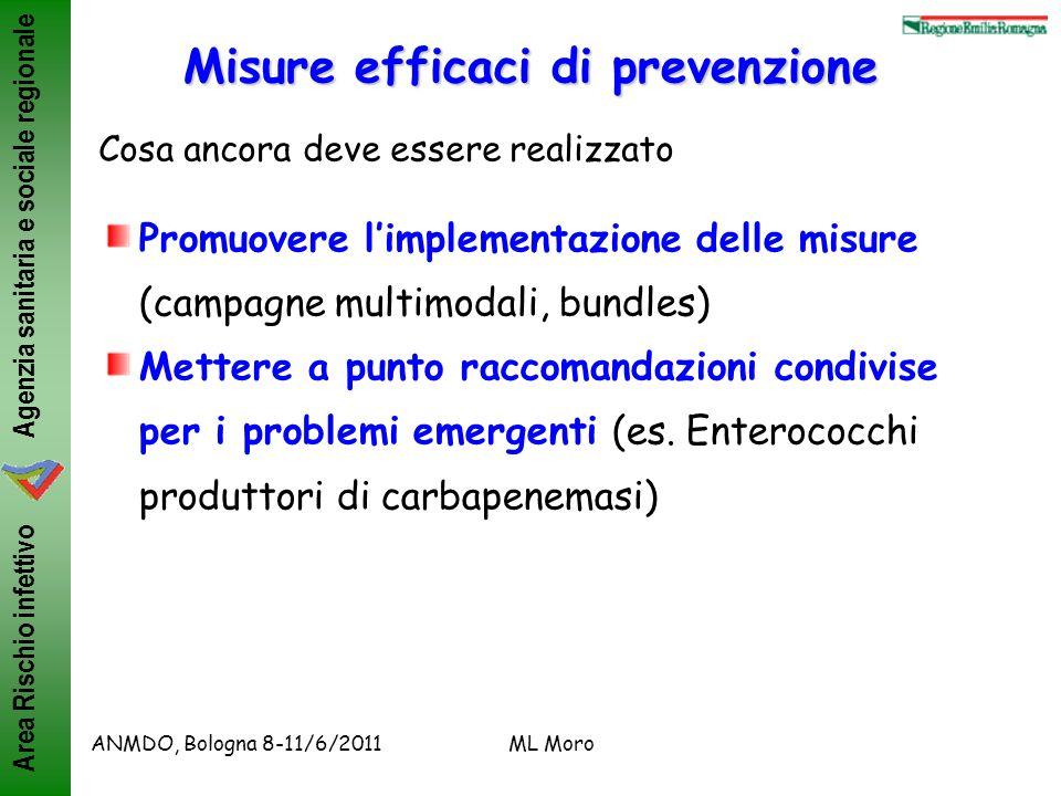 Misure efficaci di prevenzione