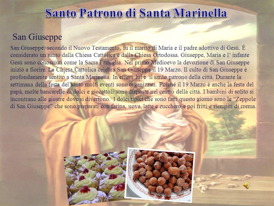 Santo Patrono di Santa Marinella