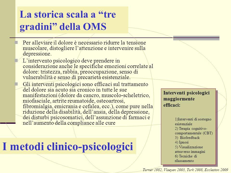 I metodi clinico-psicologici