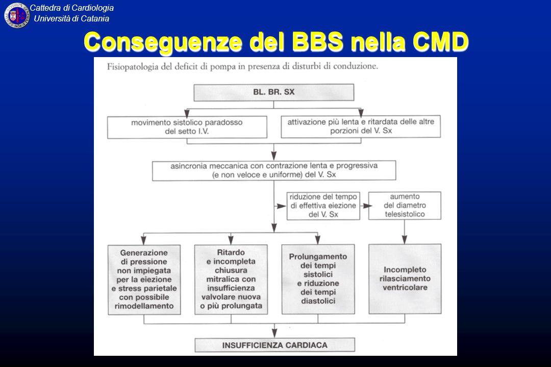 Conseguenze del BBS nella CMD